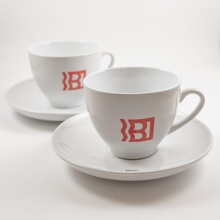 Set 2 tasses Balzac Tours