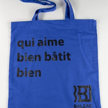 Totebag citation bleu